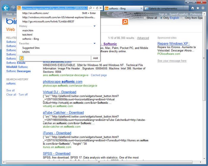 Internet Explorer son sürüm indir  Internet Explorer  download resim6
