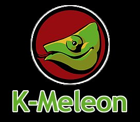 K Meleon Browser Logo K-Meleon browser K-Mel...