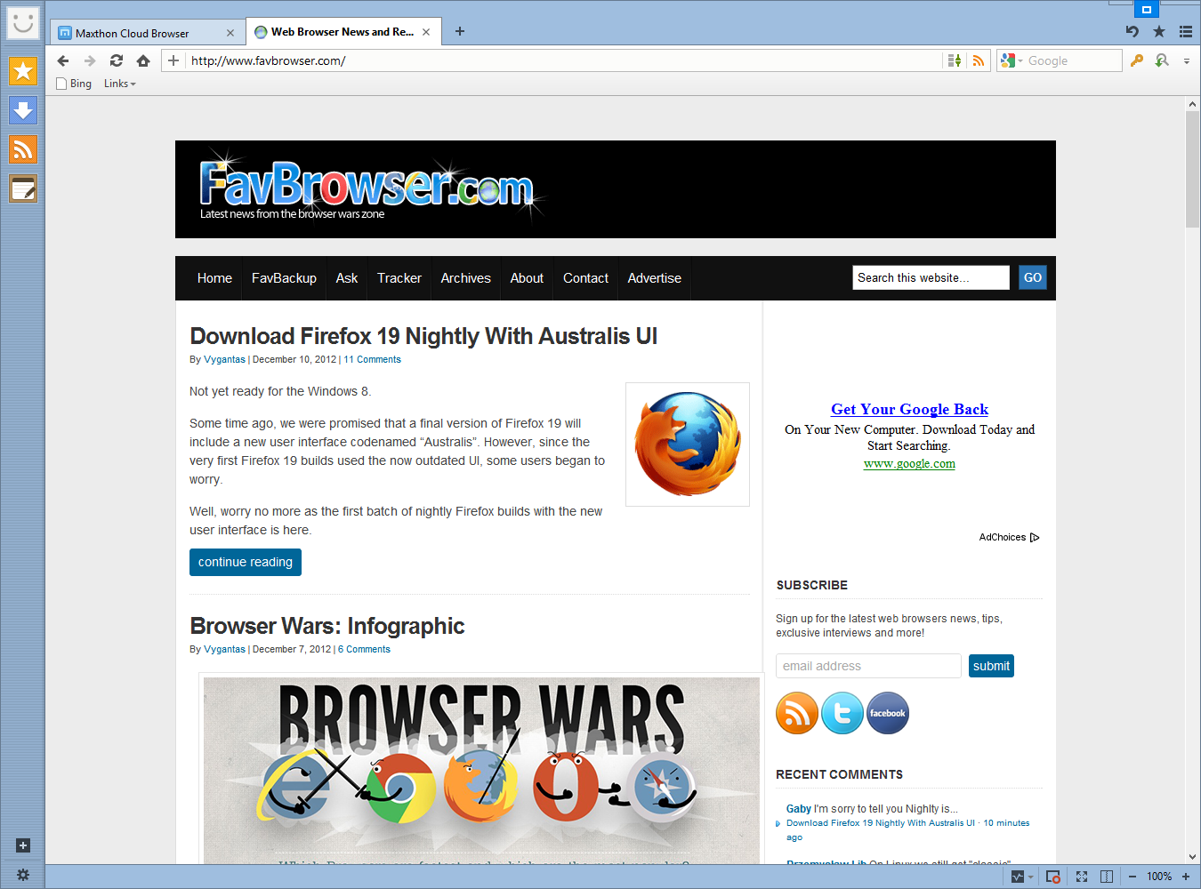 Maxthon Cloud Browser Maxthon Cloud Browser download Maxthon Cloud Browser son sürüm787