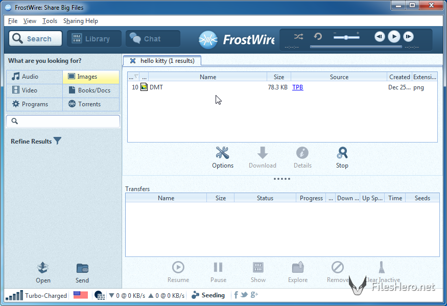 FrostWire 5.6.3 download FrostWire 5.6.3 indir FrostWire indir FrostWire download 1