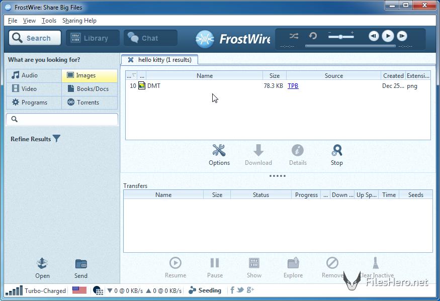FrostWire 5.6.3 download FrostWire 5.6.3 indir FrostWire indir FrostWire download 1