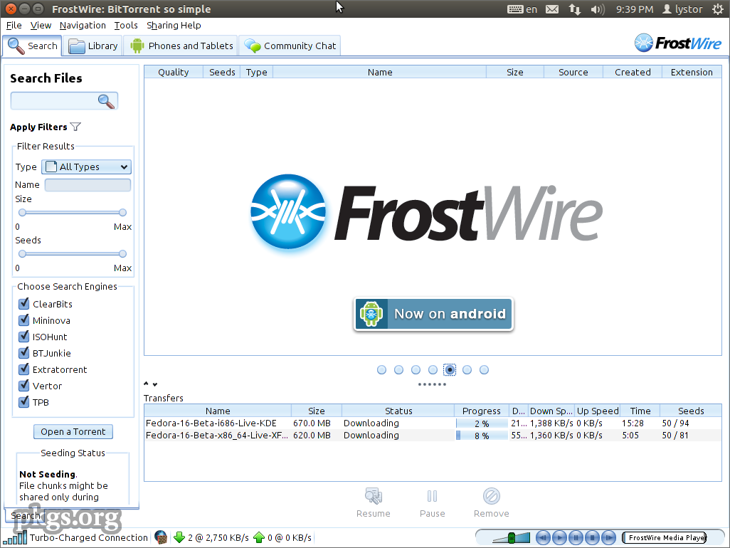 FrostWire 5.6.3 download FrostWire 5.6.3 indir FrostWire indir FrostWire download 2