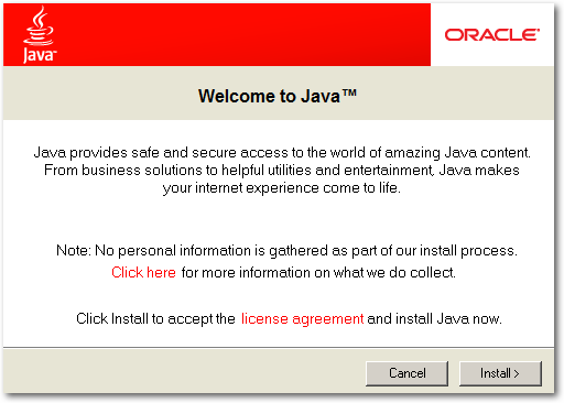 Java Runtime Environment indir Java Runtime Environment download Java Runtime Environment  ücretsiz
