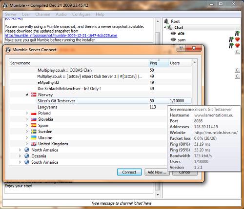 Mumble 1.2.4 indir Mumble 1.2.4 son sürüm Mumble free download Mumble 1.2.4 download Mumble server 1.2.4