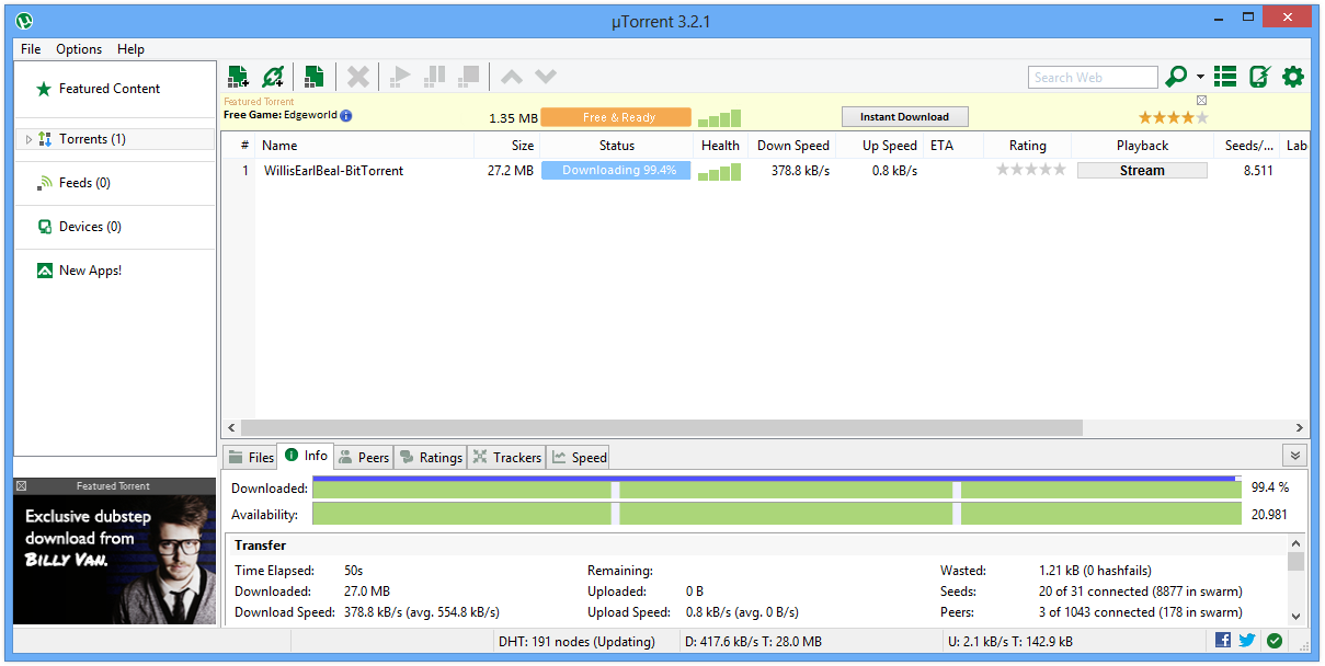Utorrent download for mac 10.8.4