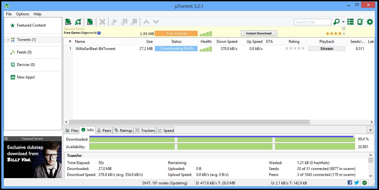 UTorrent indir UTorrent son sürüm UTorrent kullanımı UTorrent download