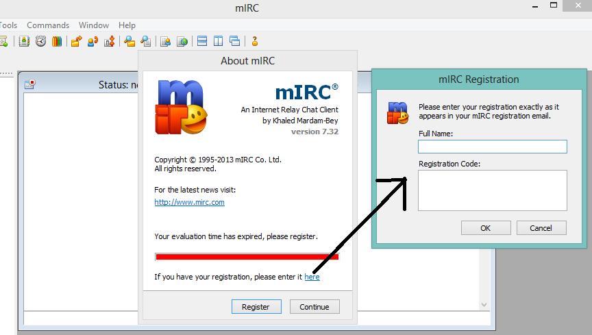 mIRC 7.32 download mIRC 7.32 indir mIRC 7.32 son sürüm mIRC 7.32 sohbet etme programı 4