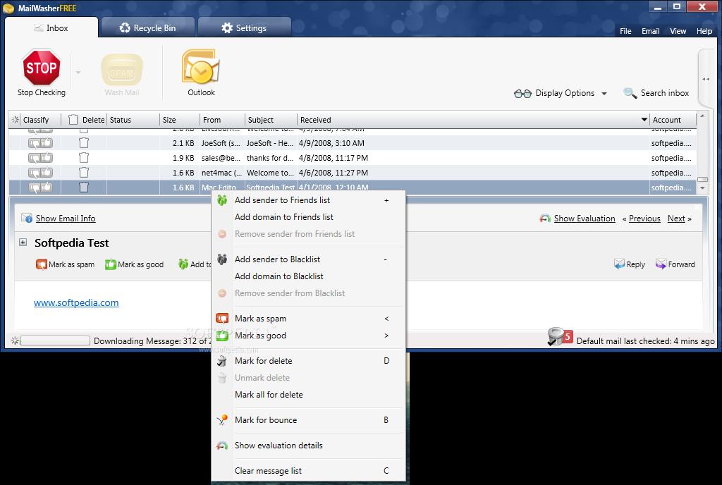 mailwasher pro indir mailwasher pro download mailwasher pro for mac mailwasher pro son sürüm45