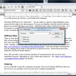 AbiWord 2.9.4 Türkçe Ofis