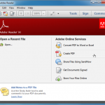 Adobe Reader 11 free download