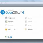 Microsoft Apache OpenOffice Türkçe