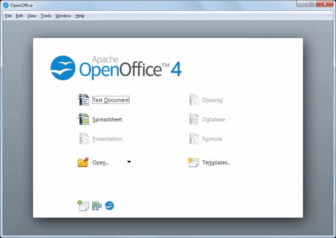 Apache OpenOffice Türkçe indir yükle download