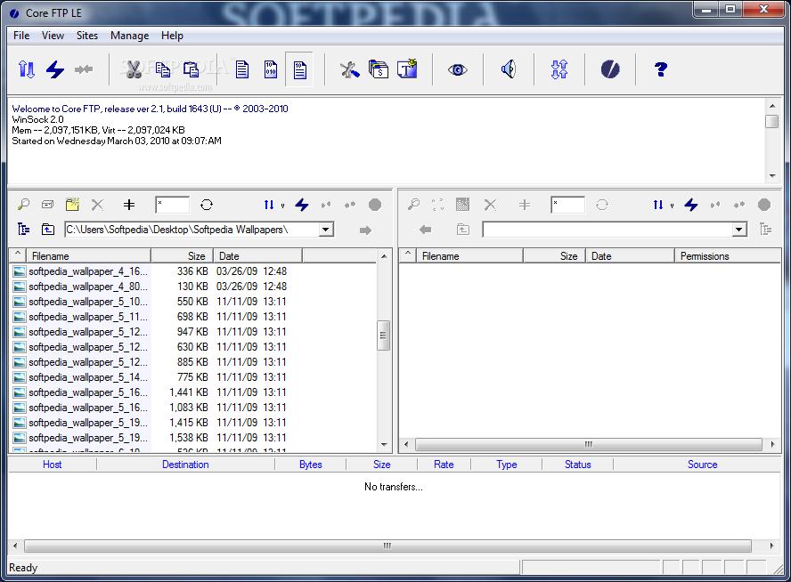 Core FTP LE download indir