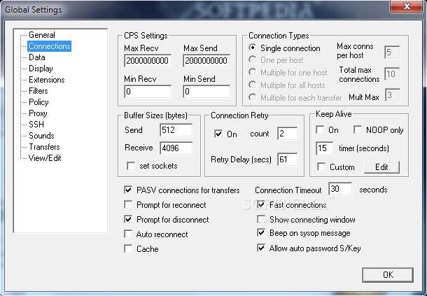 Core FTP LE son sürüm indir
