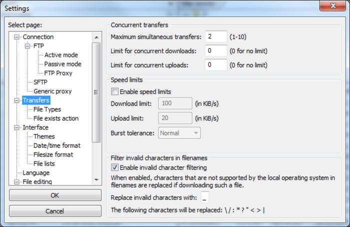 FileZilla indir download