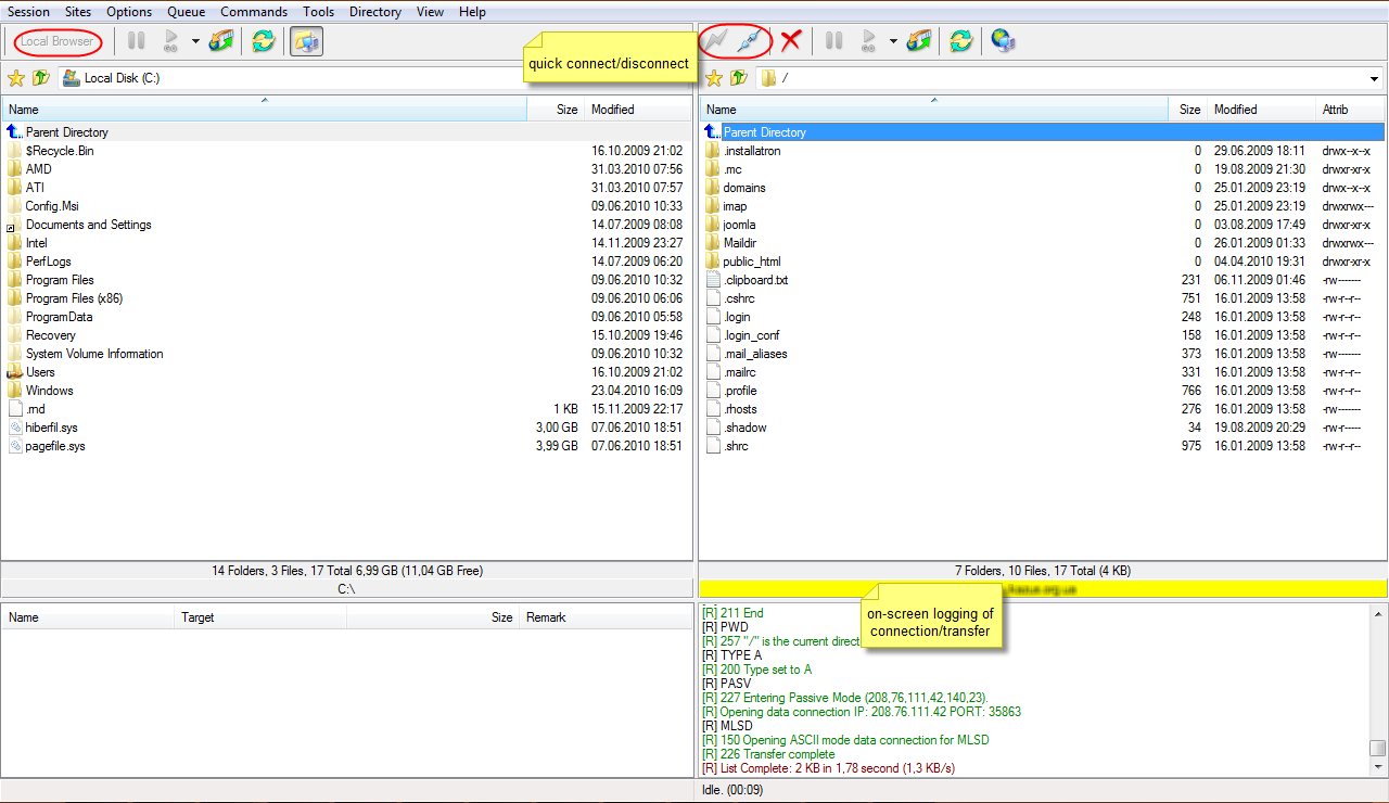 FlashFXP indir ücretsiz indir