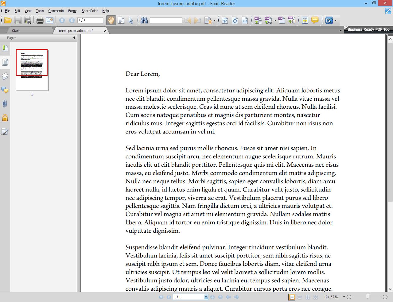 Foxit Reader indir Foxit Reader son sürüm indir