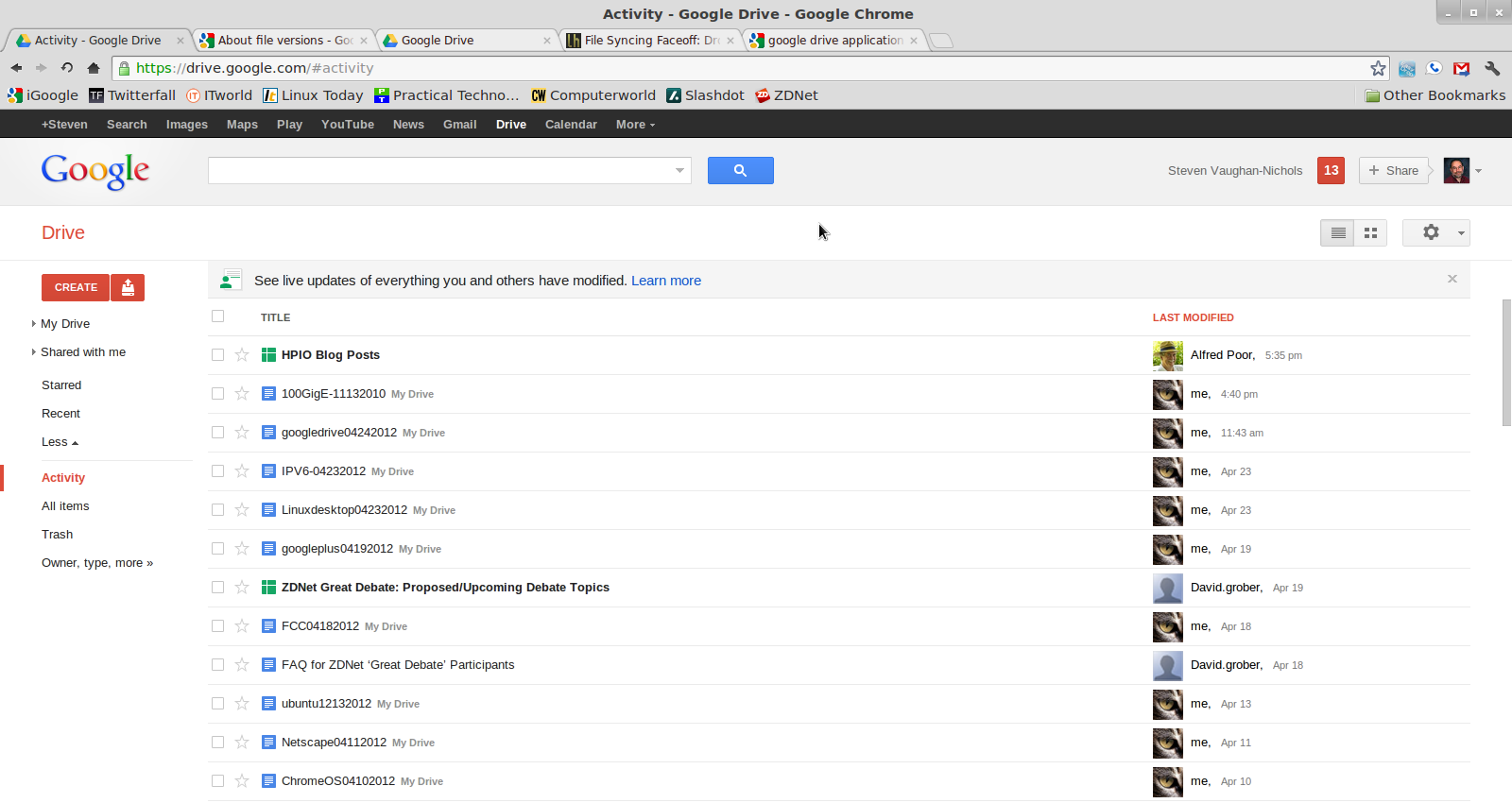 Google Drive dosya yükleme programı bedava indir