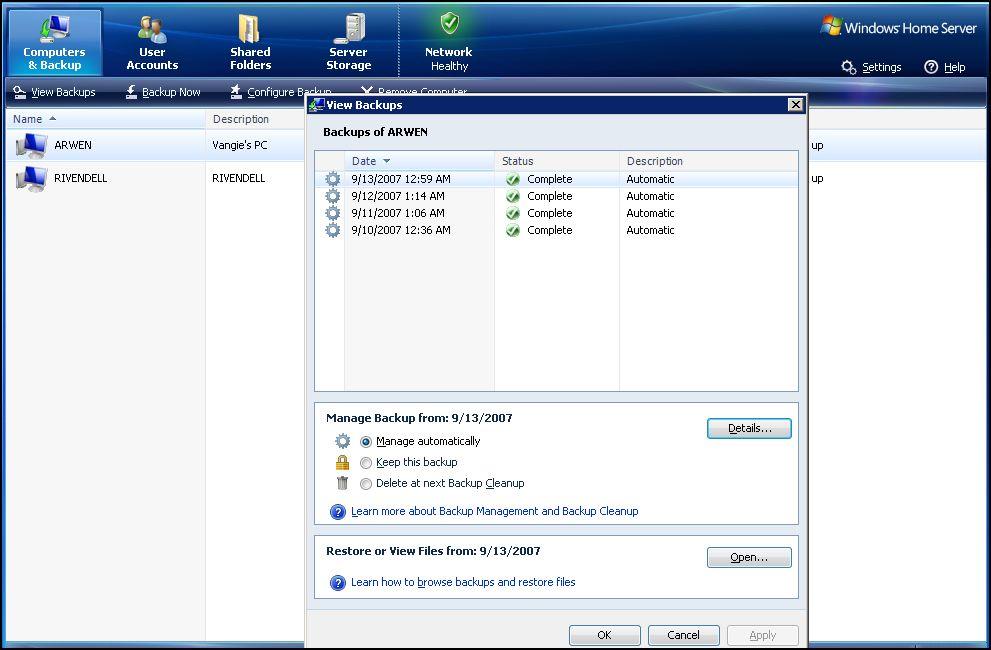 Hercules Backup 1.0.0.25 indir download