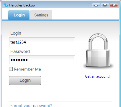 Hercules Backup download indir
