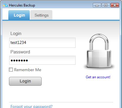 Hercules Backup download indir