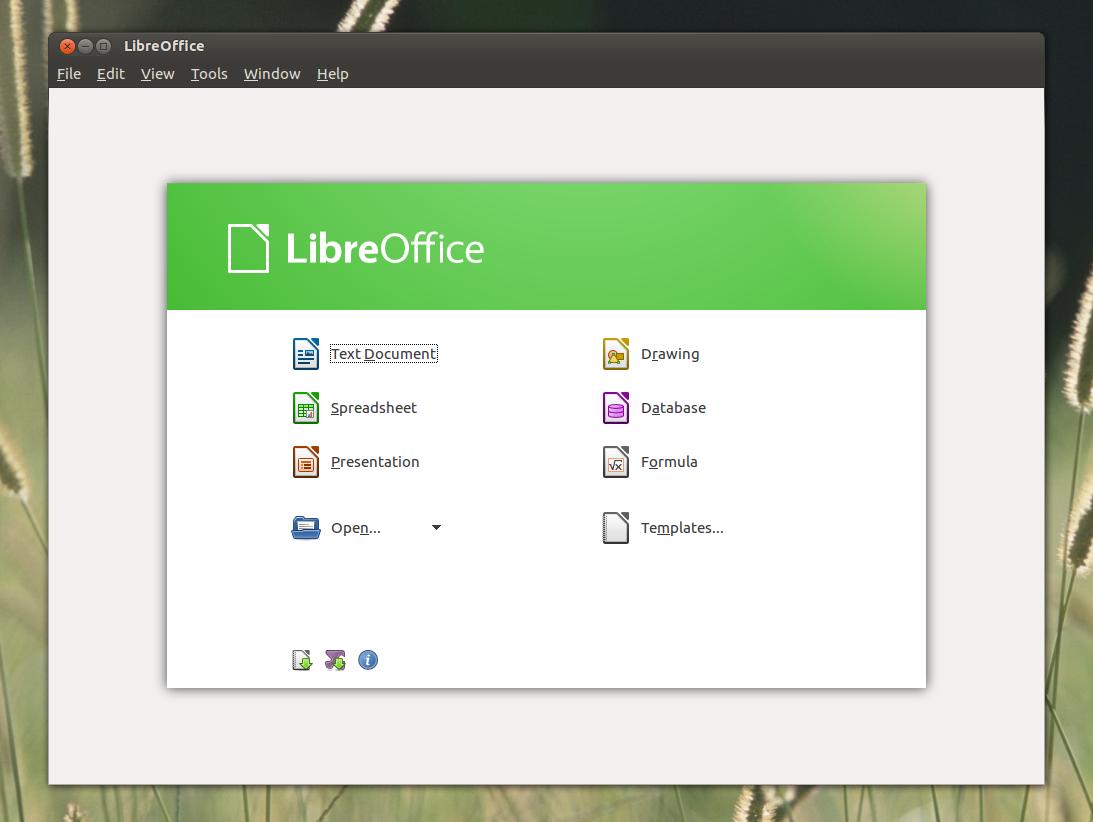 LibreOffice 4.1.2 Son Sürüm