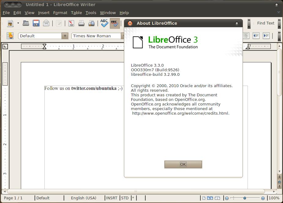 LibreOffice 4.1.2 indir