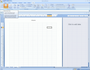 Microsoft Office excell