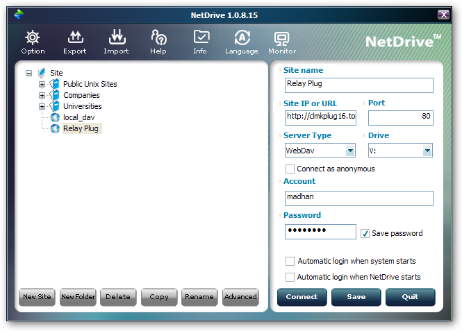 NetDrive download NetDrive free download