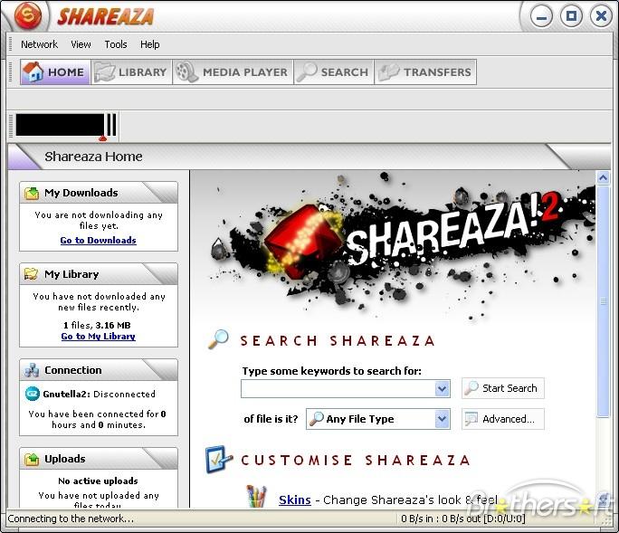 Shareaza indir Shareaza nedir Shareaza download Shareaza müzik indirme programı