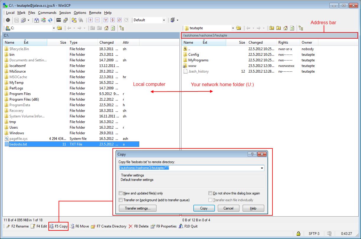 WinSCP indir WinSCP son sürüm indir
