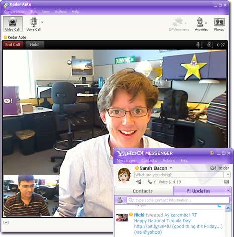 Yahoo Messenger türkçe indir