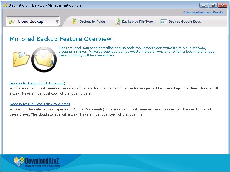 gladinet cloud desktop indir son sürüm download