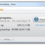 Mozy Pro Online Backup