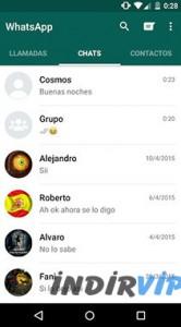 WhatsApp yükle
