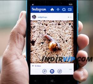 Instagram uygulama