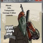 GTA San Andreas Crazy Trainer +151