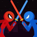 Spider Stickman Fighting